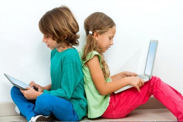 طراحی شبکهای برای کودکان و موتور جستجوگر وب برای دانشآموزان